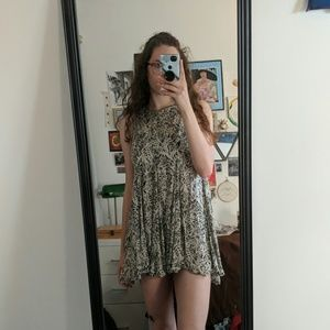 Urban outfitters mini dress/ beach cover up